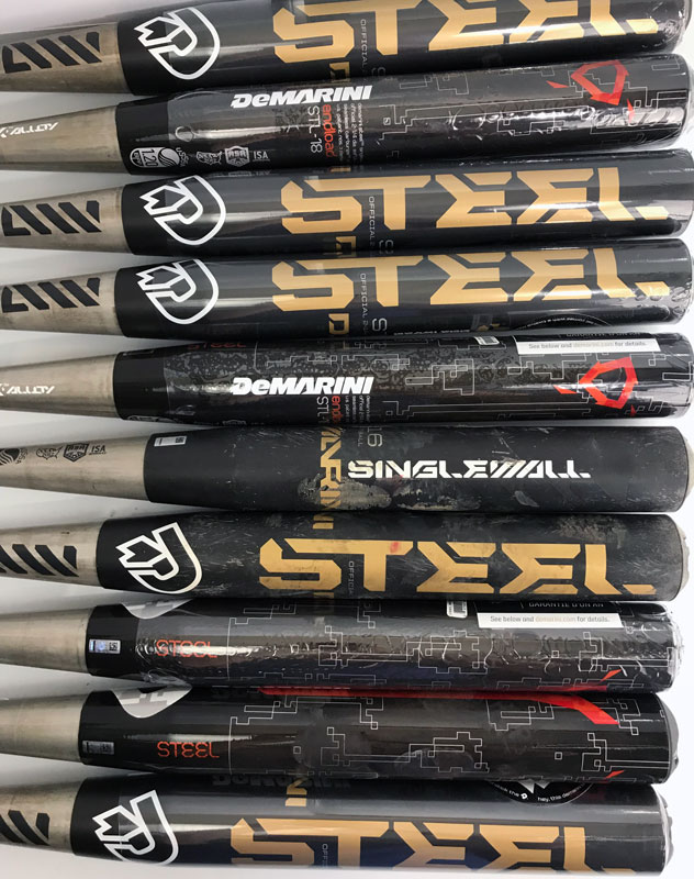 2016 DeMarini Steel vs 2018 DeMarini Steel