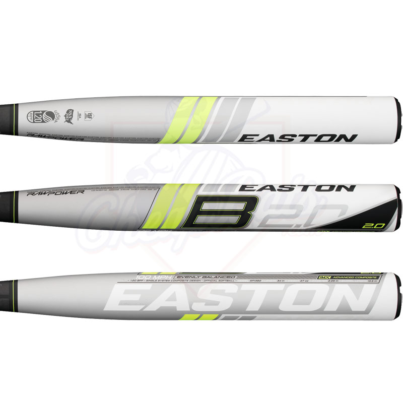 Easton Raw Power B2.0 Slow Pitch Softball Bat