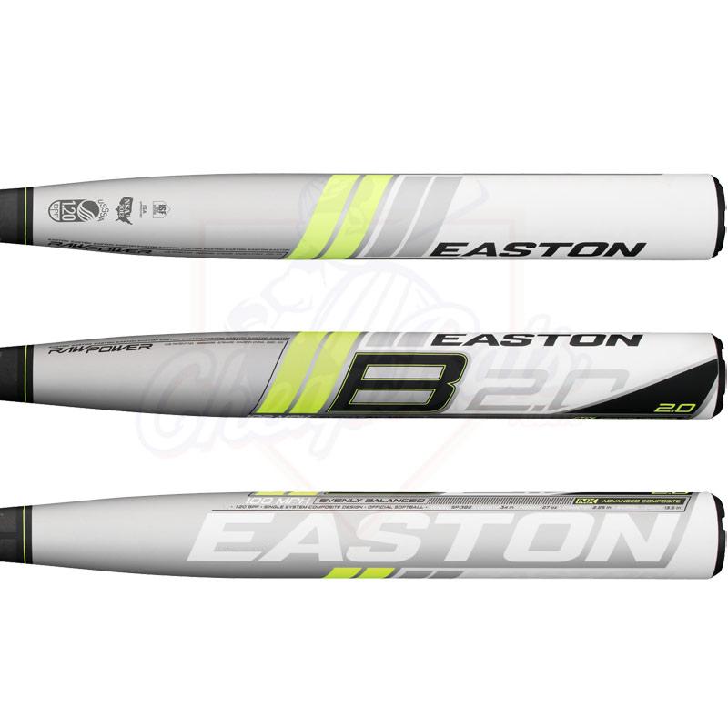 Easton Raw Power B2.0 Slow Pitch Softball Bat