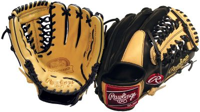 Rawlings Baseball Bats and Baseball Gloves