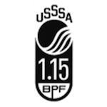 USSSA BPF 1.15 Logo
