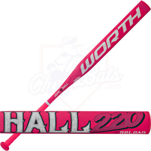 2016 Worth 220 JEFF HALL Slowpitch Softball Bat USSSA End Loaded
