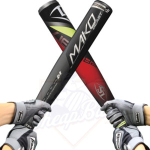 Bat Battle - Easton Mako Beast vs. Louisville Slugger Prime 917