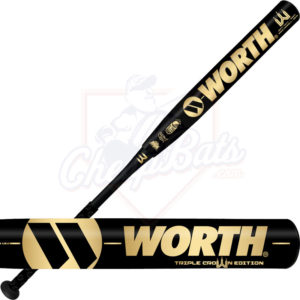 2017 Worth Triple Crown XL Slowpitch Softball Bat