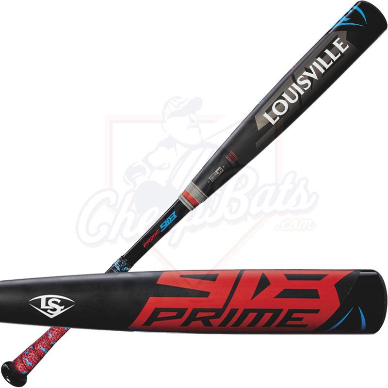 2018 Louisville Slugger Prime 918 BBCOR Baseball Bat -3oz WTLBBP918B3
