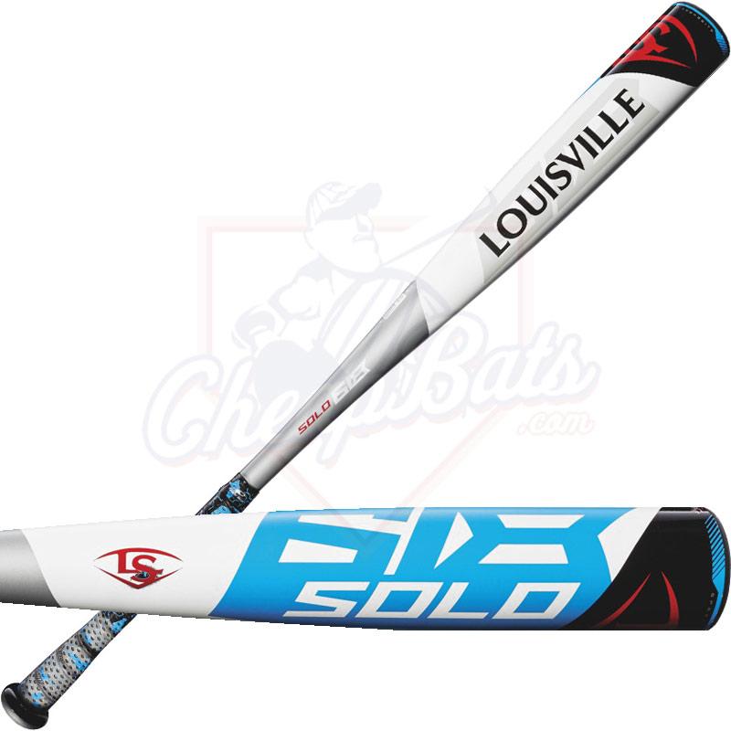 2018 Louisville Slugger Solo 618 BBCOR Baseball Bat -3oz WTLBBS618B3 ... f9e2f4c003fc