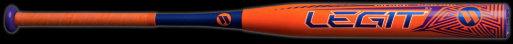 "Ryan Harvey Legit XL USSSA - 13.5"" Barrel Softball Bat"