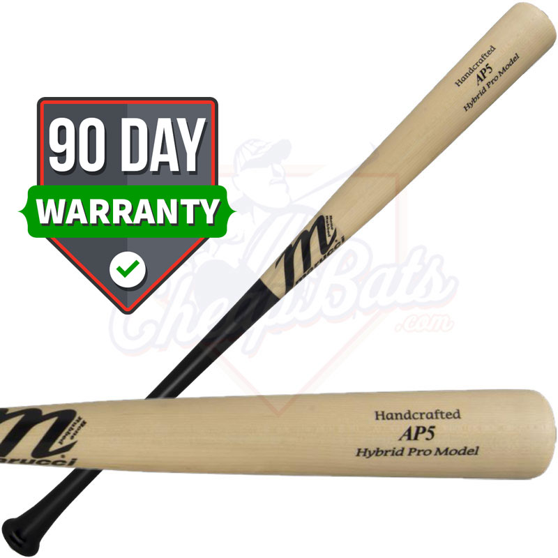 Marucci Hybrid Wood Maple Composite AP5 Baseball Bat