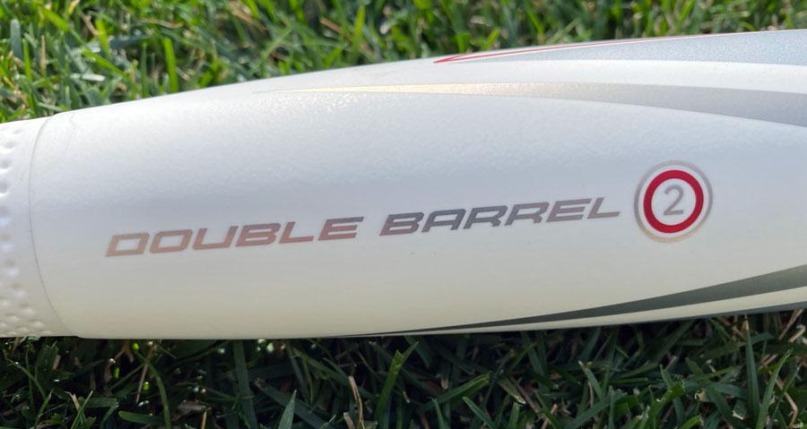 2020 Easton Ghost Advanced Fastpitch Softball Bat Double Barrel
