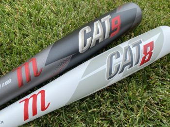 Marucci Cat 8 vs Cat 9